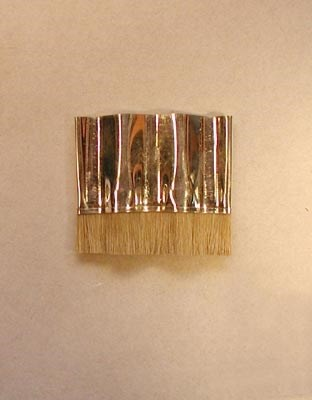 Björkådringspensel 104 mm bred